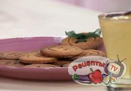 Печенье «Пуговицы» с Имбирно-цитрусовым лимонадом - видео рецепт