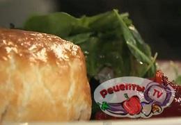 Жареный камамбер - видео рецепт